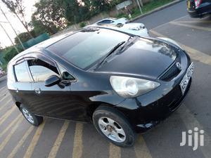 Honda Fit 2008 Automatic Black