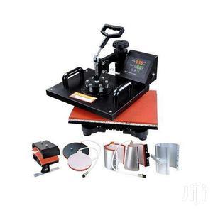 Heat Press Transfer Machine 6 In 1 Multifunction