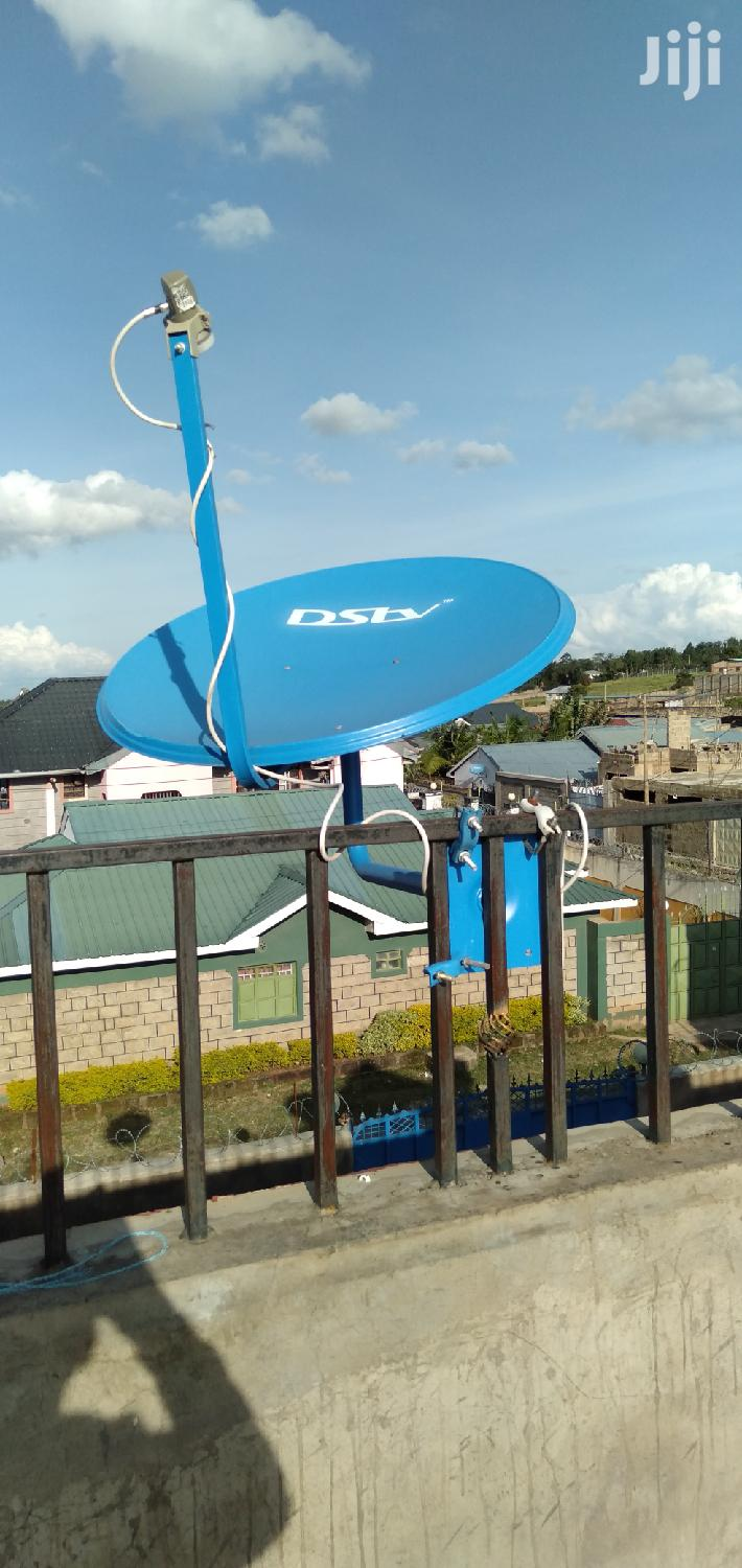 Dstv Installation Services And Tv Mounting Services