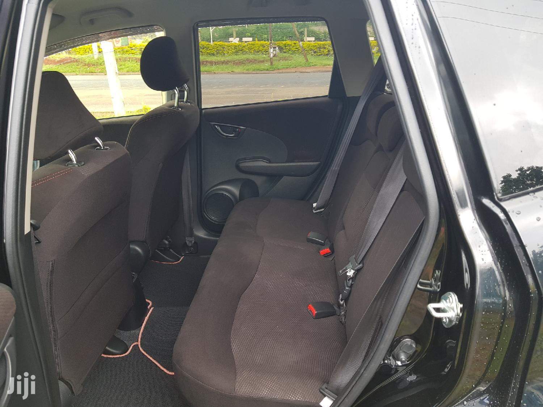 Archive: Honda Fit 2012 Black