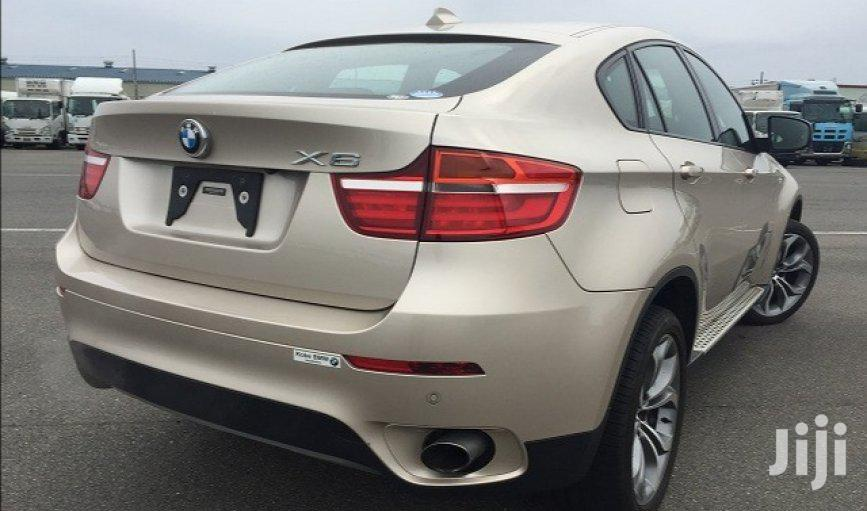 Archive: BMW X6 2013 Beige