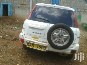 Honda CR-V 1998 White