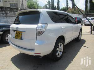 Toyota Vanguard 2009 White | Cars for sale in Mombasa, Mvita