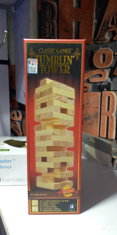 Archive: Jenga Tumblin Tower Classic Game