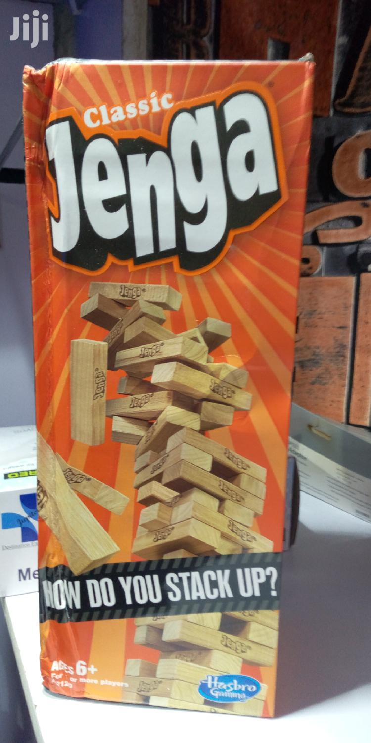 Archive: Classic Jenga Game