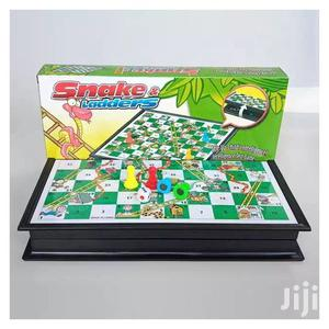 Snake And Ladder Board Game Magnetic Large | Books & Games for sale in Nairobi, Nairobi Central