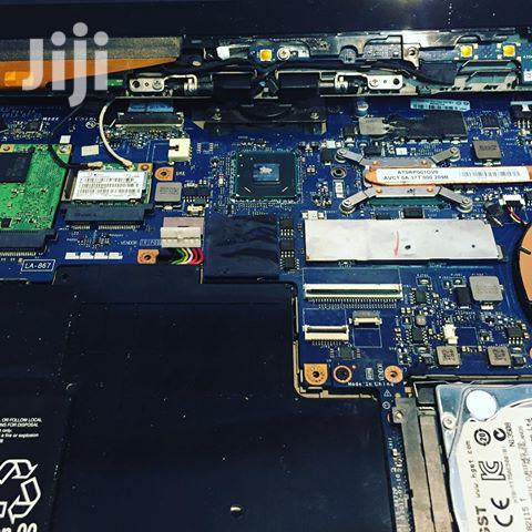 Laptop And Desktop Repair