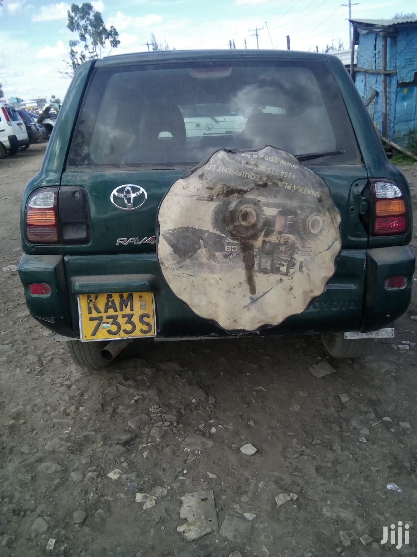 Archive: Toyota RAV4 1998 Green