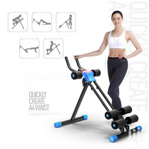 AB Vertical Power Plank 5 Min Shaper 6 Pack PRO Exerciser Abdominal   Sports Equipment for sale in Nairobi, Nairobi Central