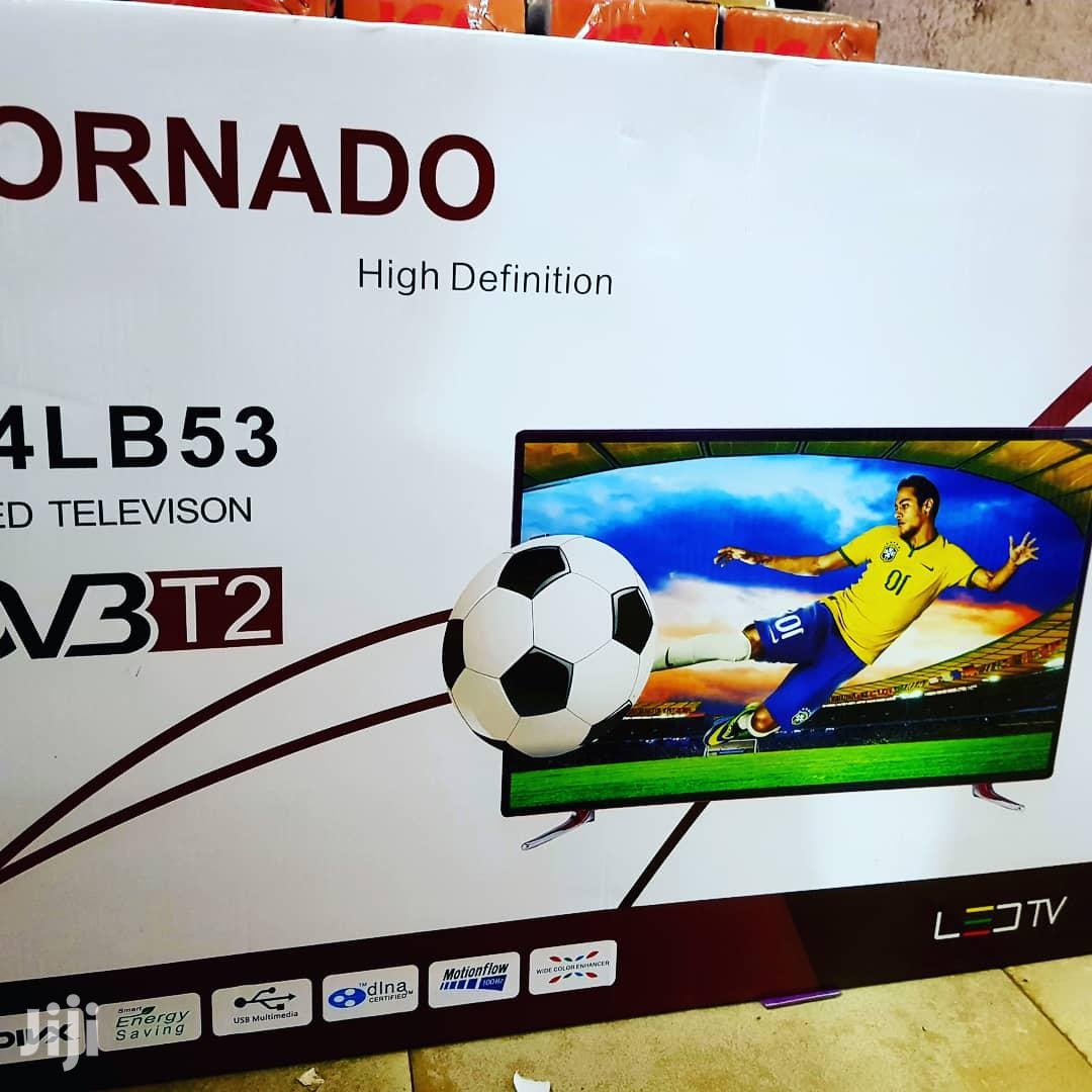 """Tornado 32"""" LED Digital TV With Built-In Receiver. Instant Delivery"""