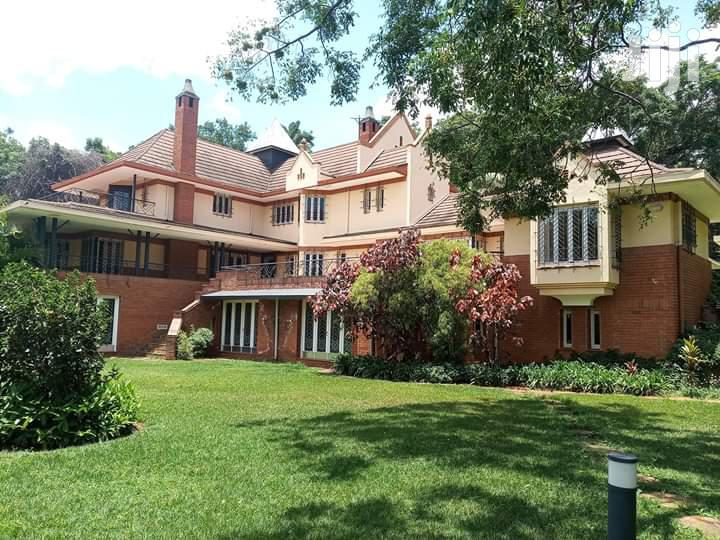 Old Muthaiga 4 Bedroom Mansion On Sale Sits On 1 Acre