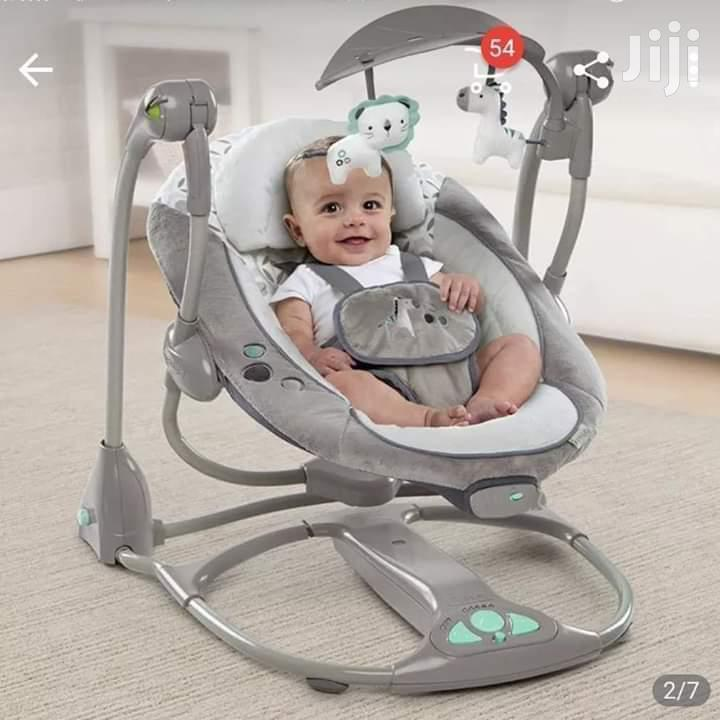 Archive: Baby Electric Swing