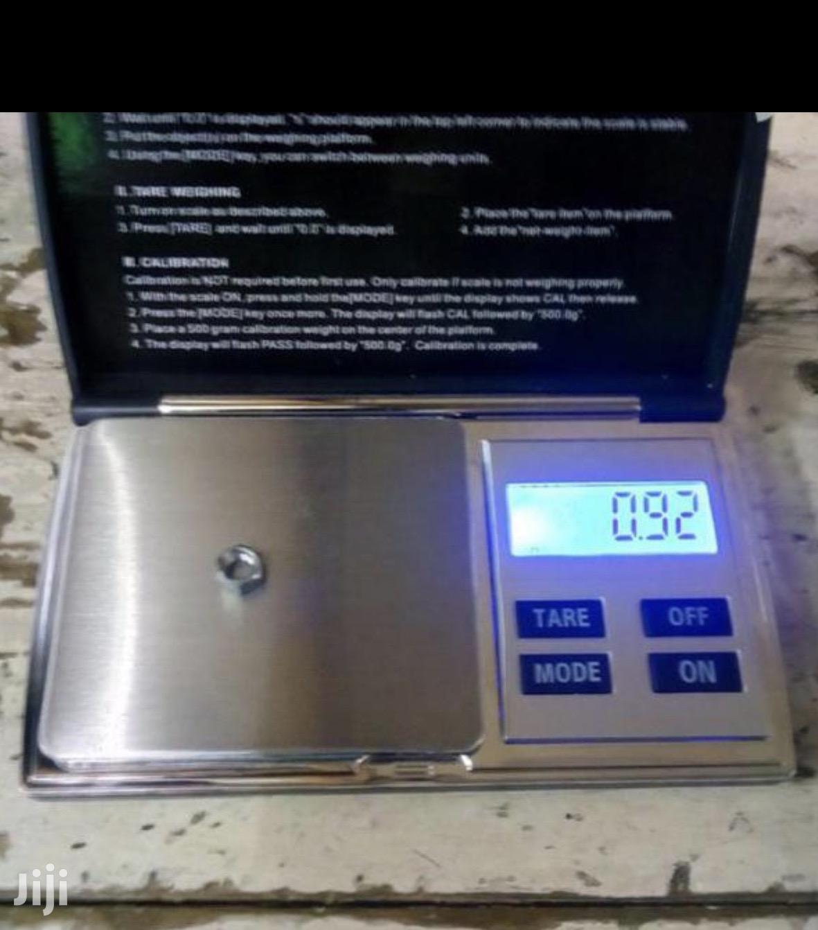 Grams Pocket Scale