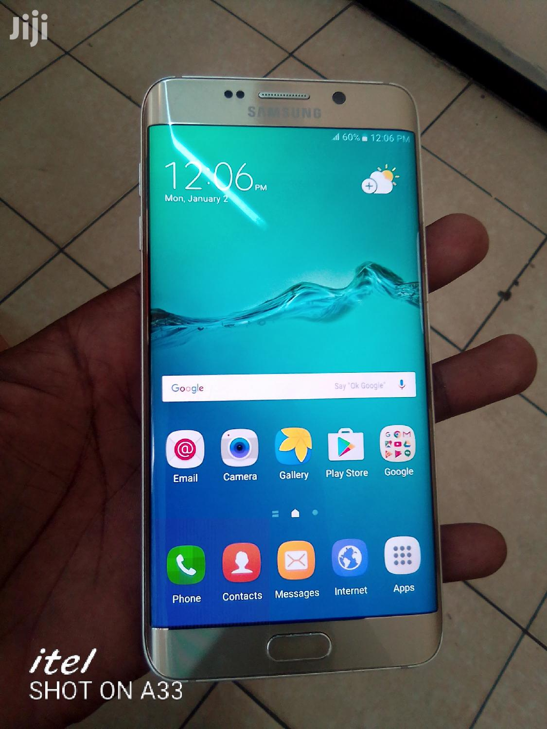 Archive: New Samsung Galaxy S6 Edge Plus 64 GB Gold