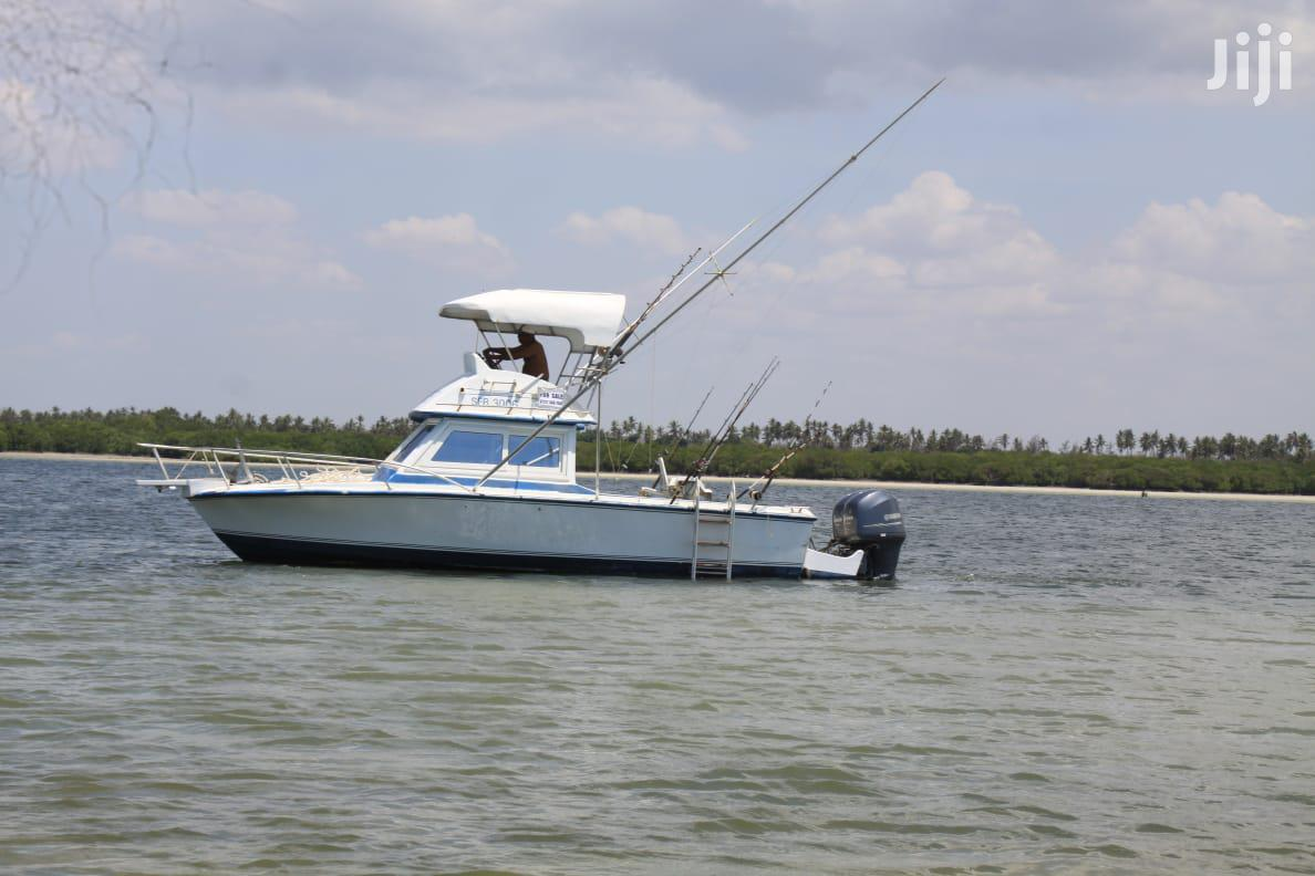 Archive: Large Fishing Boat For Sale