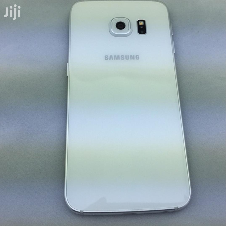 Samsung Galaxy S6 edge 32 GB White   Mobile Phones for sale in Nairobi Central, Nairobi, Kenya
