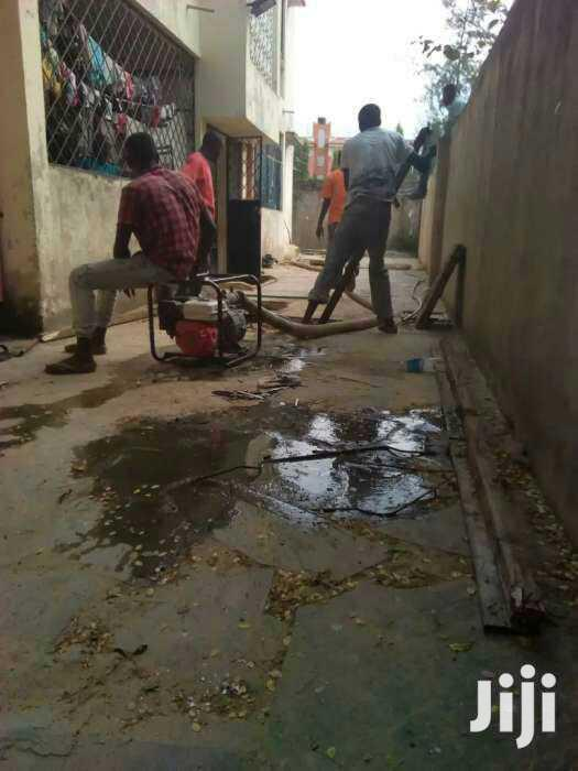 Sewage Removal & Exhauster Services