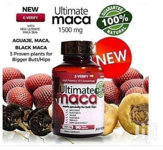 Ultimate Maca Pills for Hips N Butt(90pills)