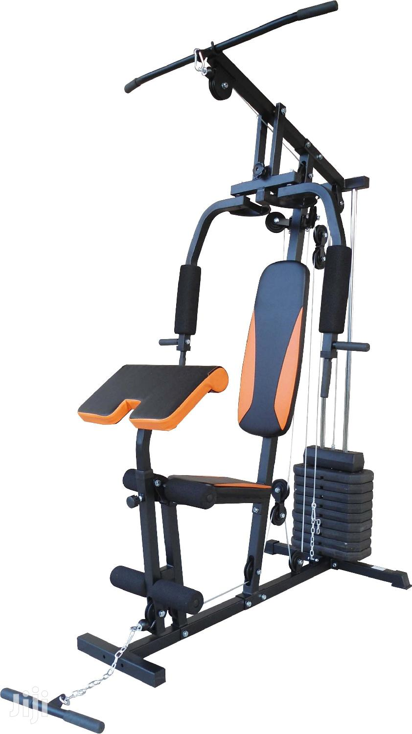 Home Gym Multi Gyms New