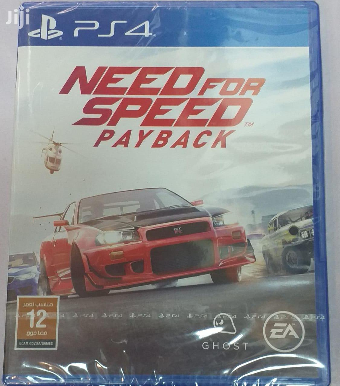 Archive: Need For Speed (NFS)Payback