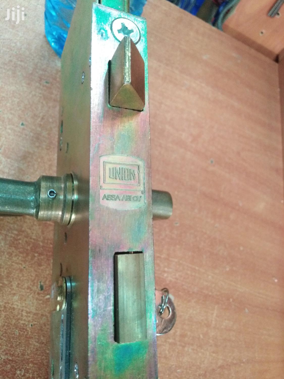 BGA Lock / Steel Door Lock