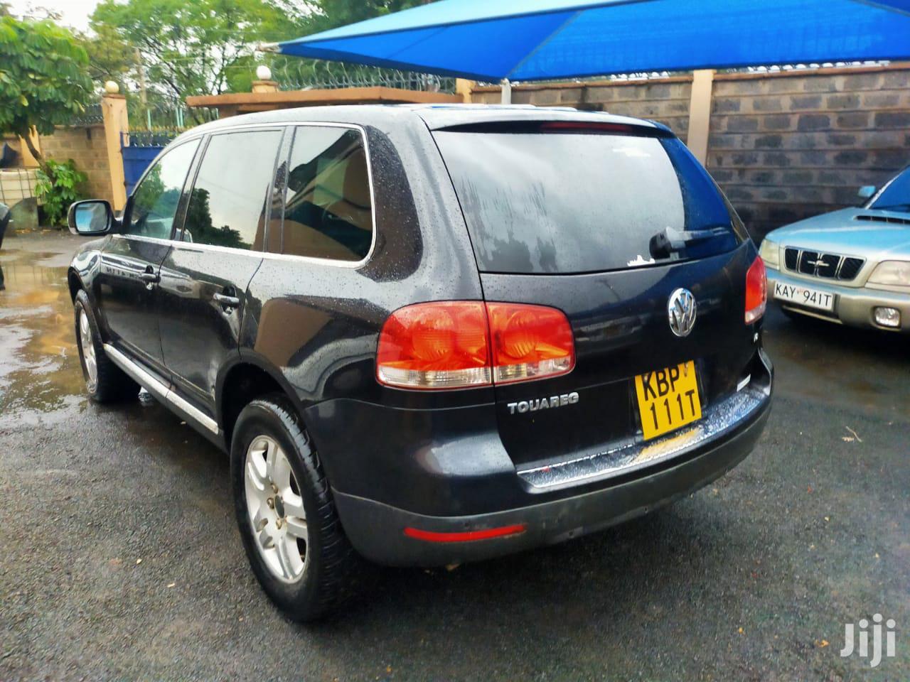 Volkswagen Touareg 2004 Black | Cars for sale in Karen, Nairobi, Kenya