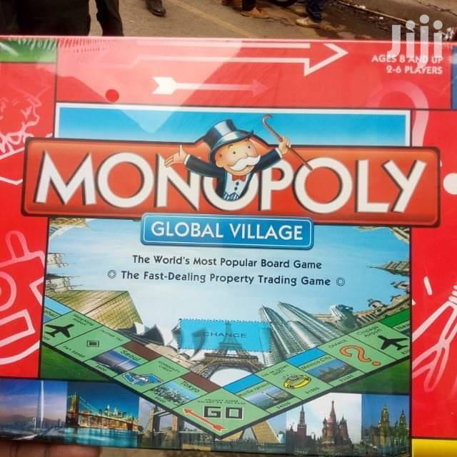 Monopoly Game   Books & Games for sale in Nairobi Central, Nairobi, Kenya