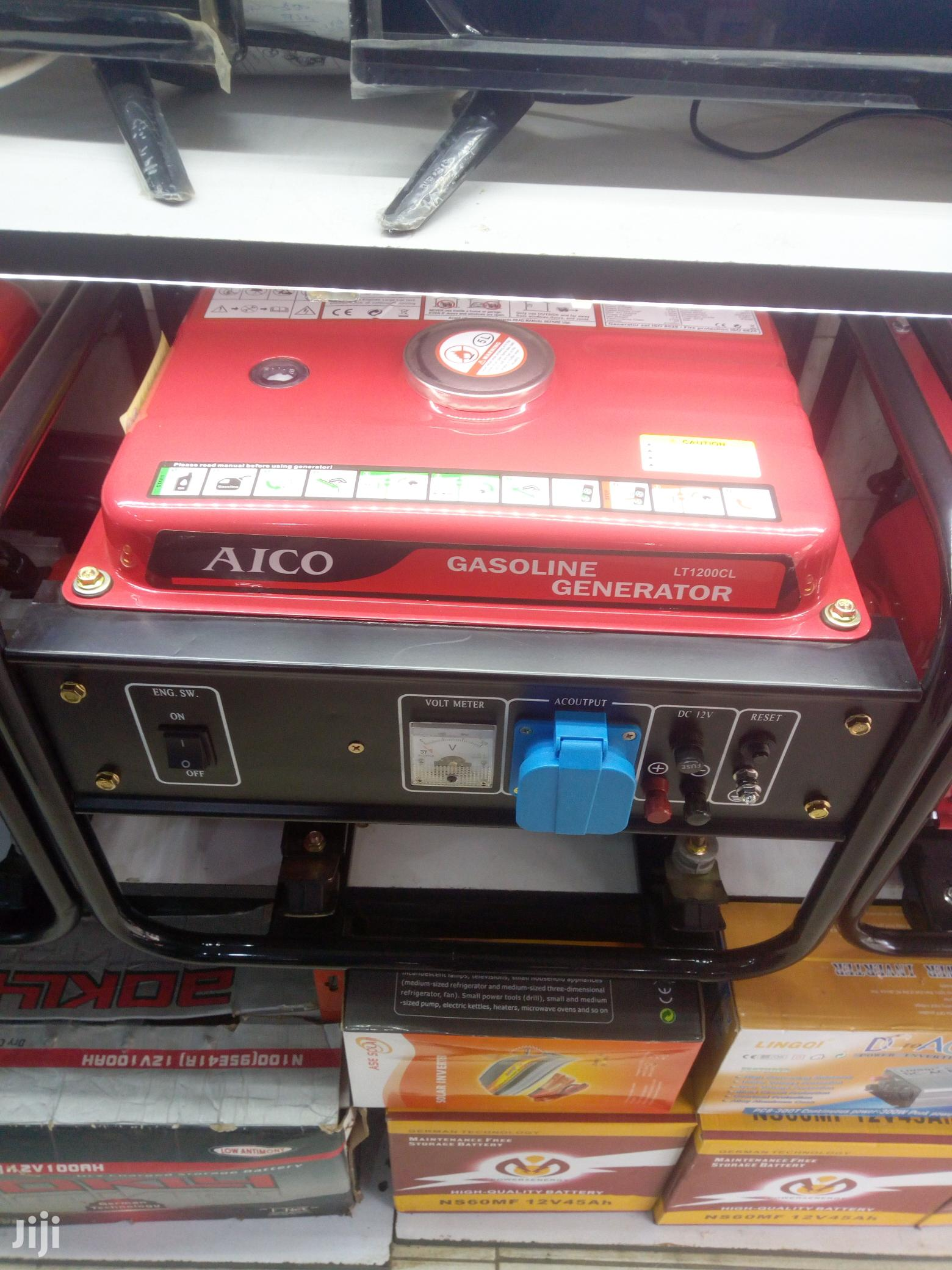 Generator Aico 3.5 Kva