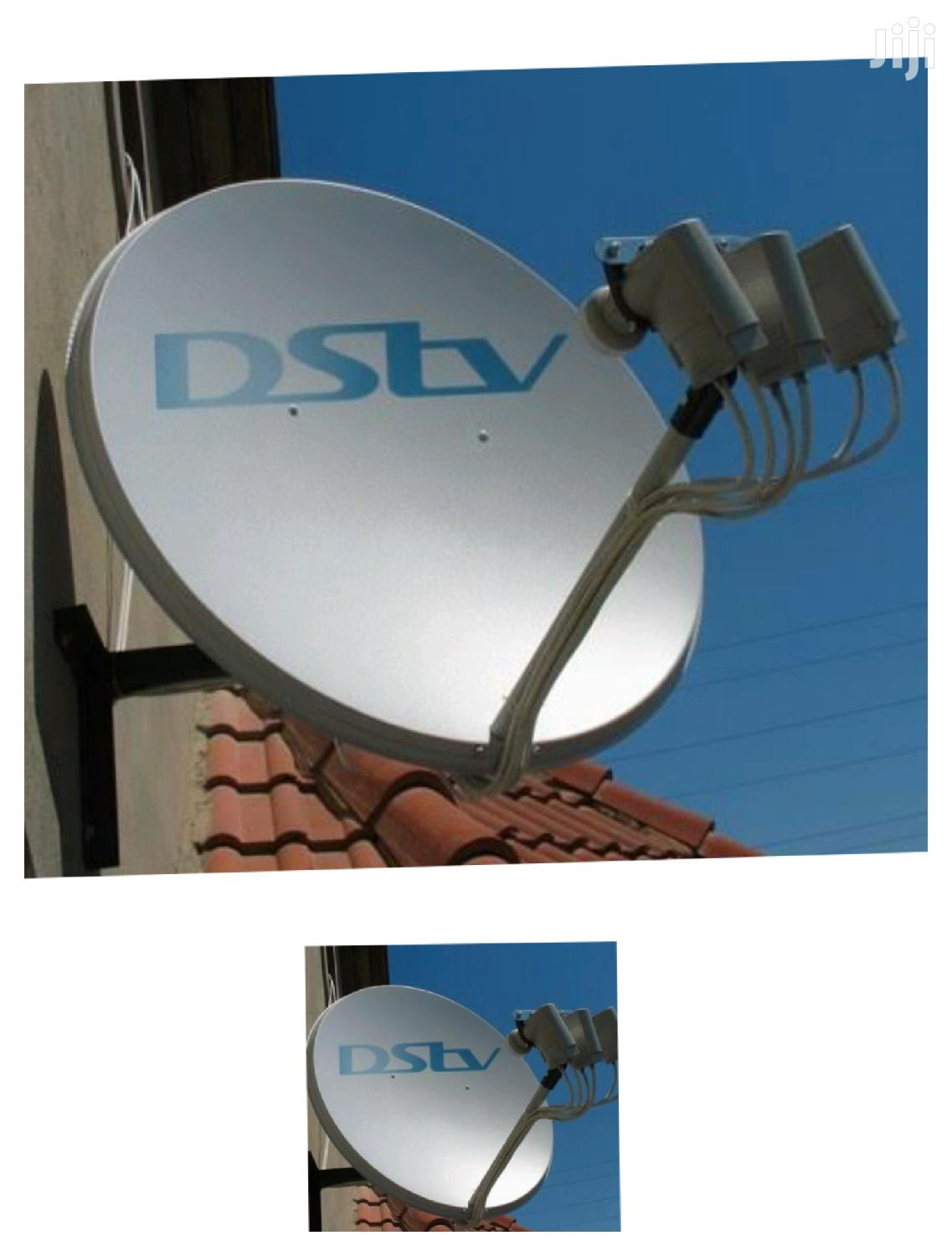 DSTV Sale Services And DSTV Installation Services