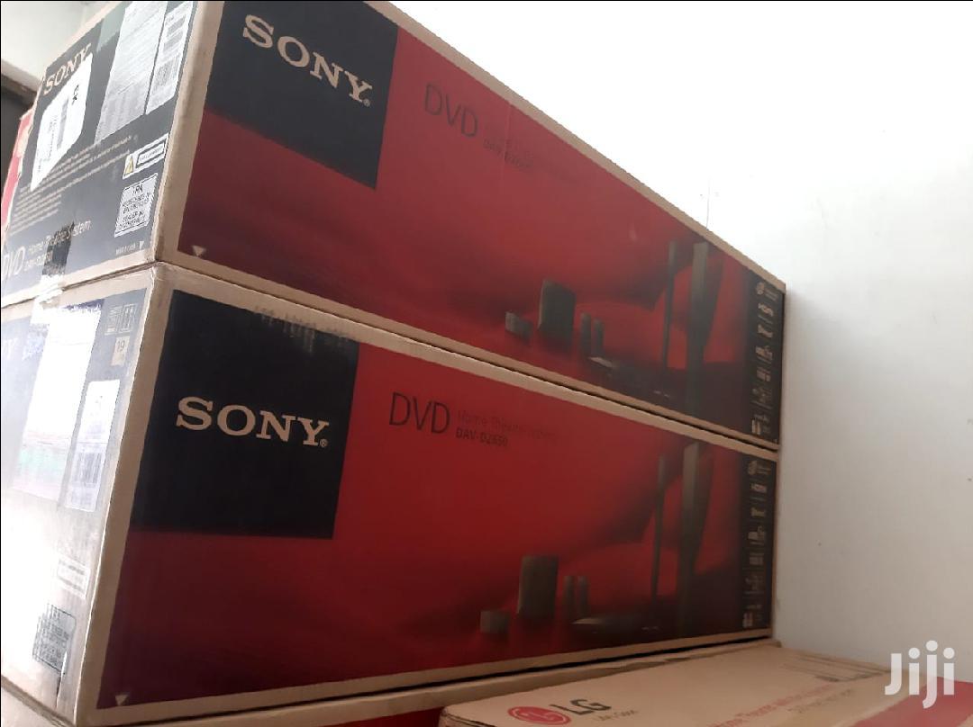 Archive: Sony DAV-DZ650 DVD Home Theatre System