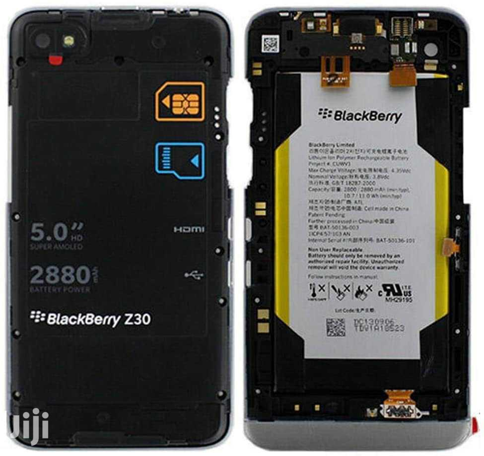 Blackberry Screen Replacement | Repair Services for sale in Nairobi Central, Nairobi, Kenya