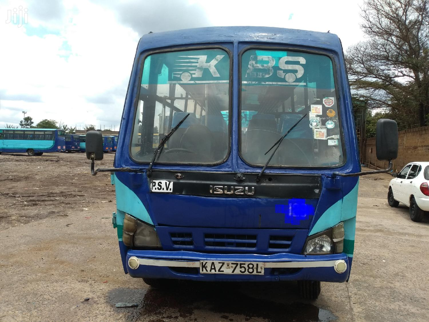 Isuzu Nqr Bus 33 Seater 2007 Blue | Buses & Microbuses for sale in Nairobi Central, Nairobi, Kenya
