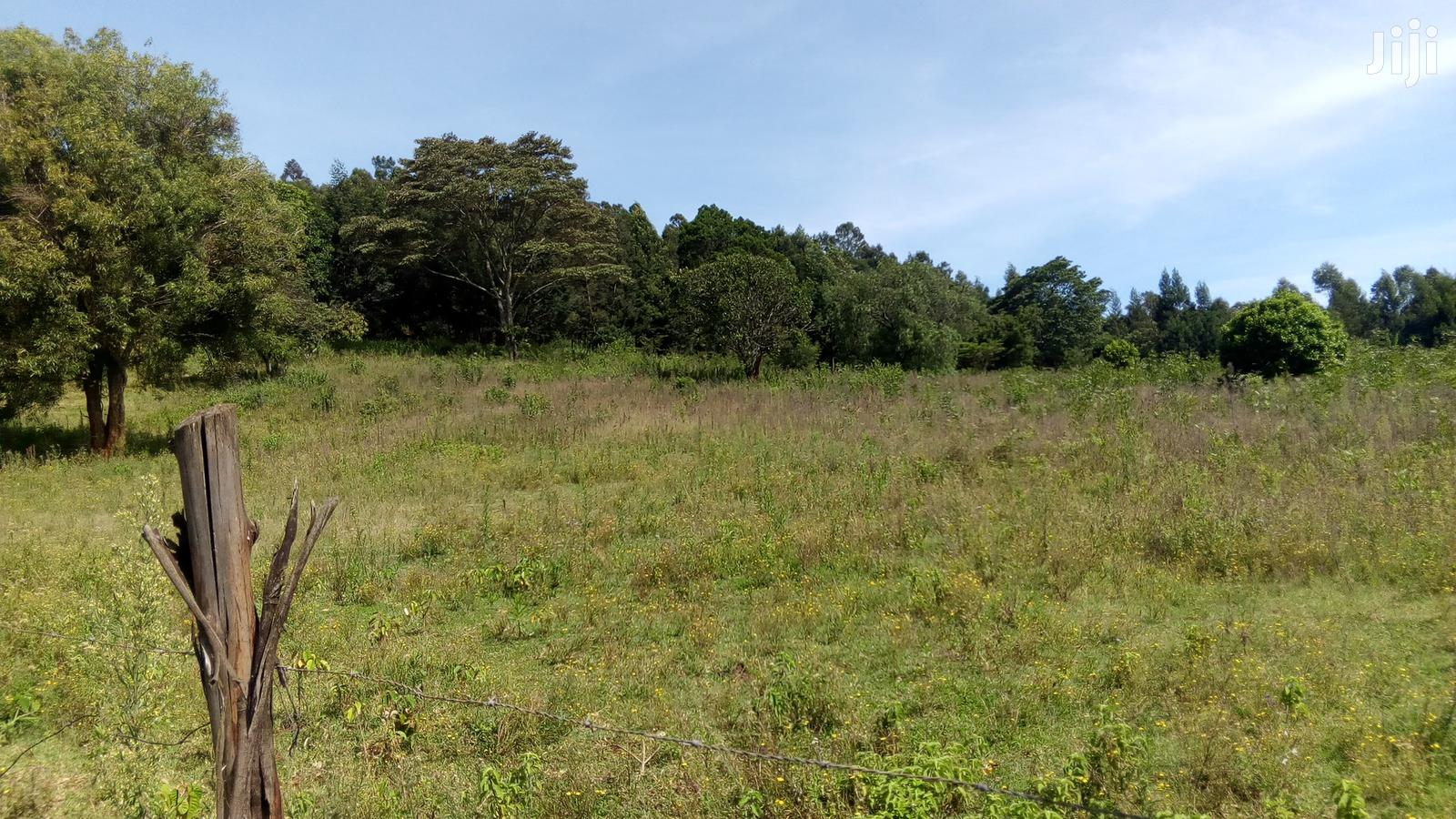 Archive: 5.5acres in Limuru 1.3kms From Mai Mahiu Rd