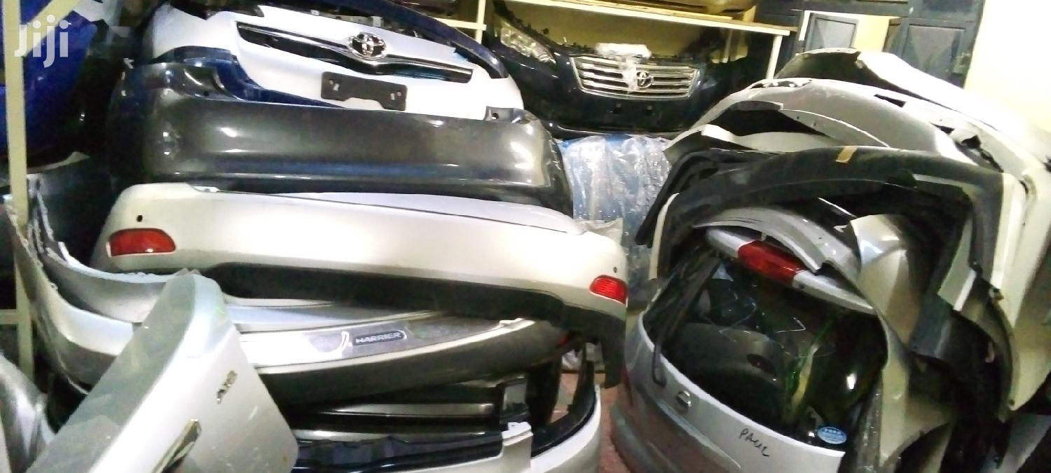 Archive: Mazda,Toyota,Nissan,Honda Etc Front& Rear Bumpers Available
