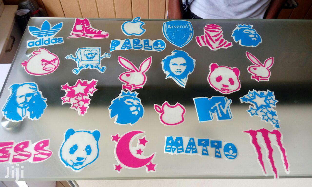 Glow In Dark Phone Stickers | Accessories for Mobile Phones & Tablets for sale in Nairobi Central, Nairobi, Kenya
