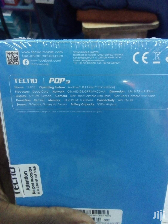 New Tecno Pop 1S Pro 16 GB Black