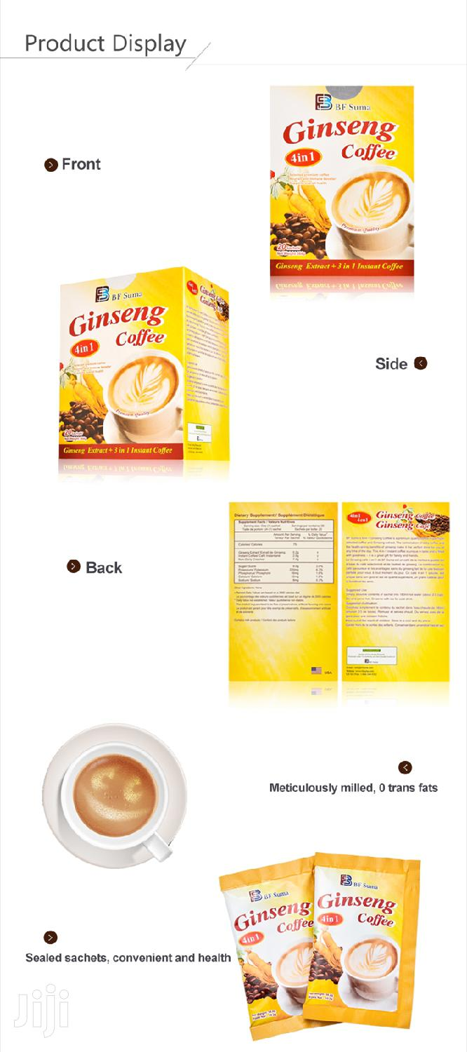Archive: 4 In 1 Ginseng Coffee