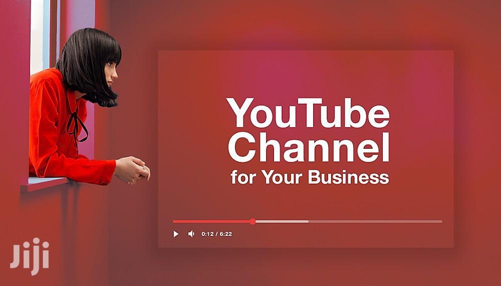 Youtube Channel Setup