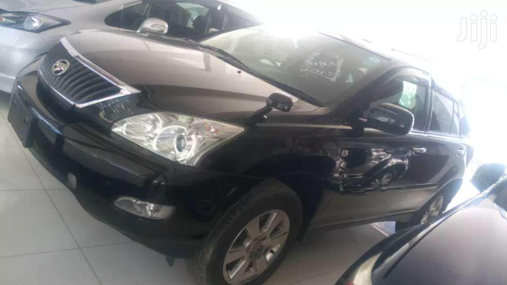 Archive: Toyota Harrier