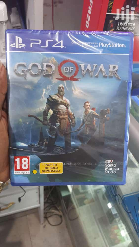 Archive: God Of War
