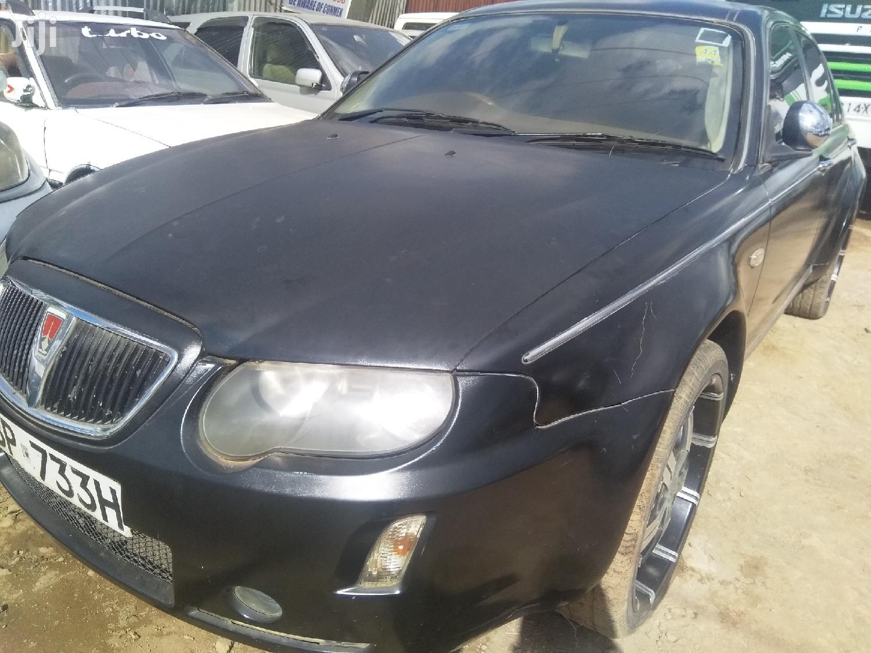 Rover 75 2004 Black