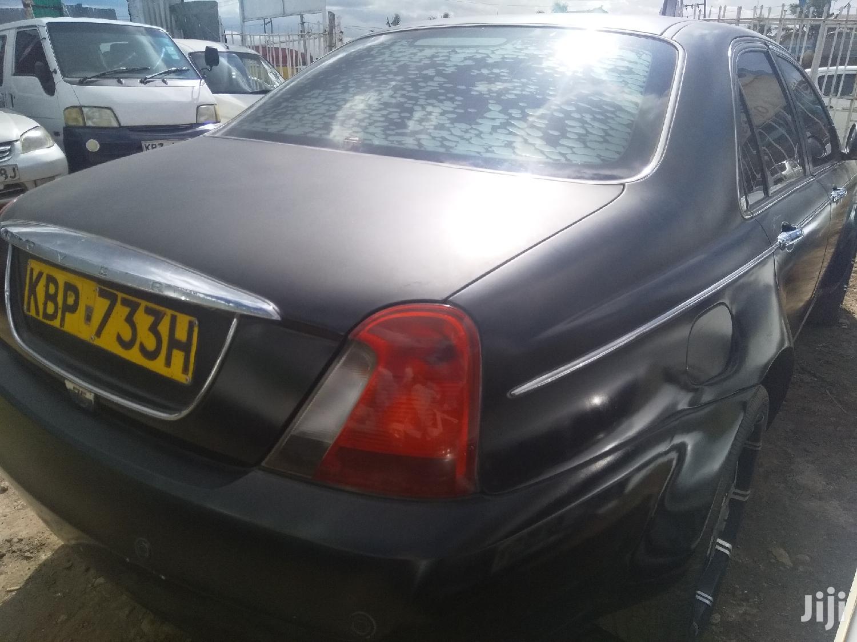 Rover 75 2004 Black   Cars for sale in Embakasi, Nairobi, Kenya