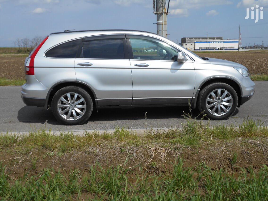 Honda CR-V 2010 Silver | Cars for sale in Mvita, Mombasa, Kenya