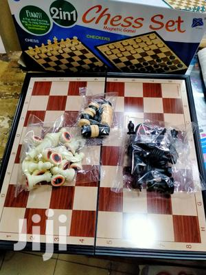 2 In 1 Chess And Checkers   Books & Games for sale in Nairobi, Nairobi Central