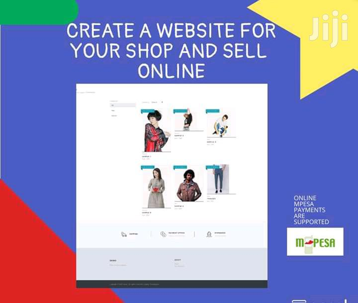 Web Design Services | Computer & IT Services for sale in Mvita, Mombasa, Kenya