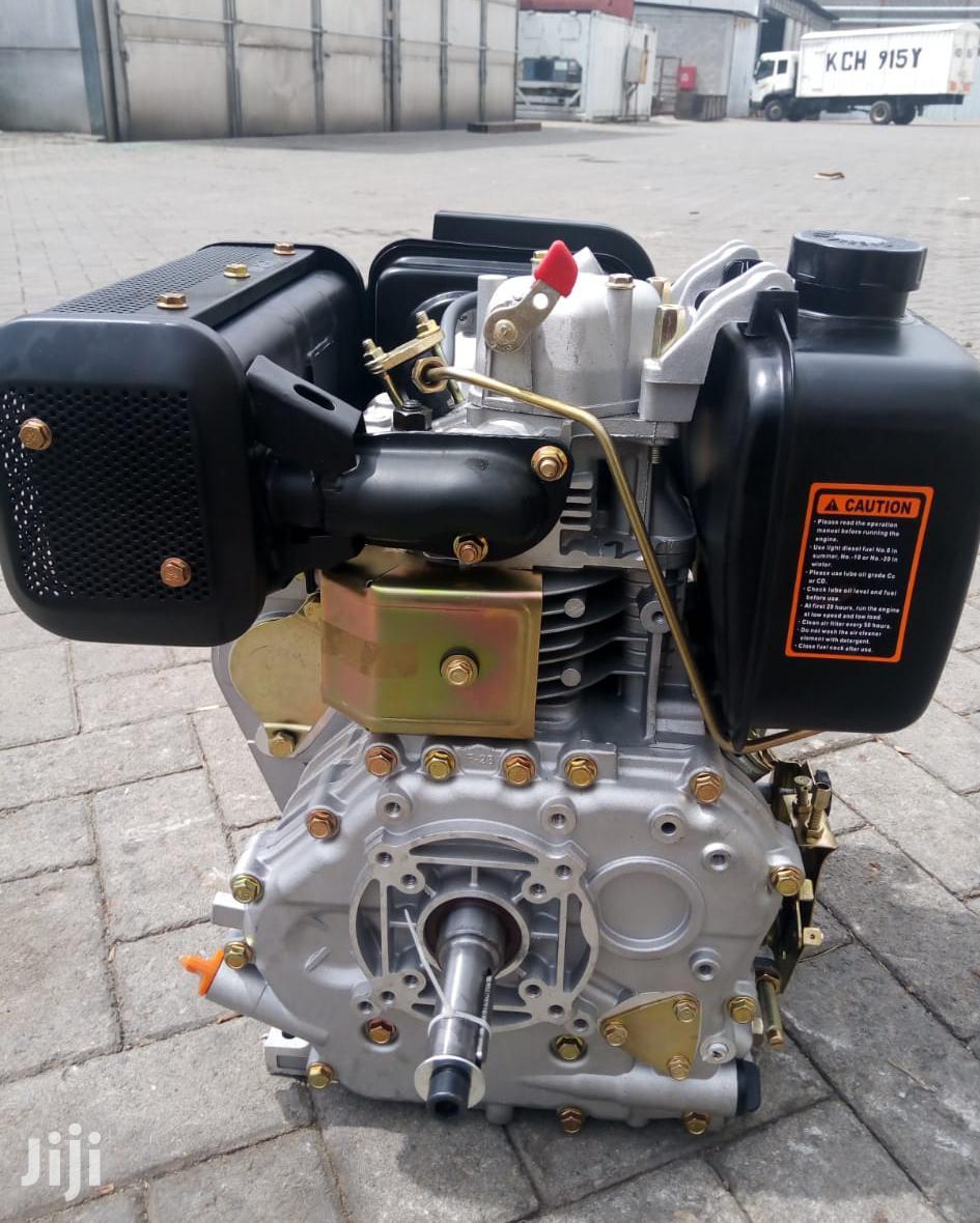 Brand New AICO 10hp Diesel Engine.
