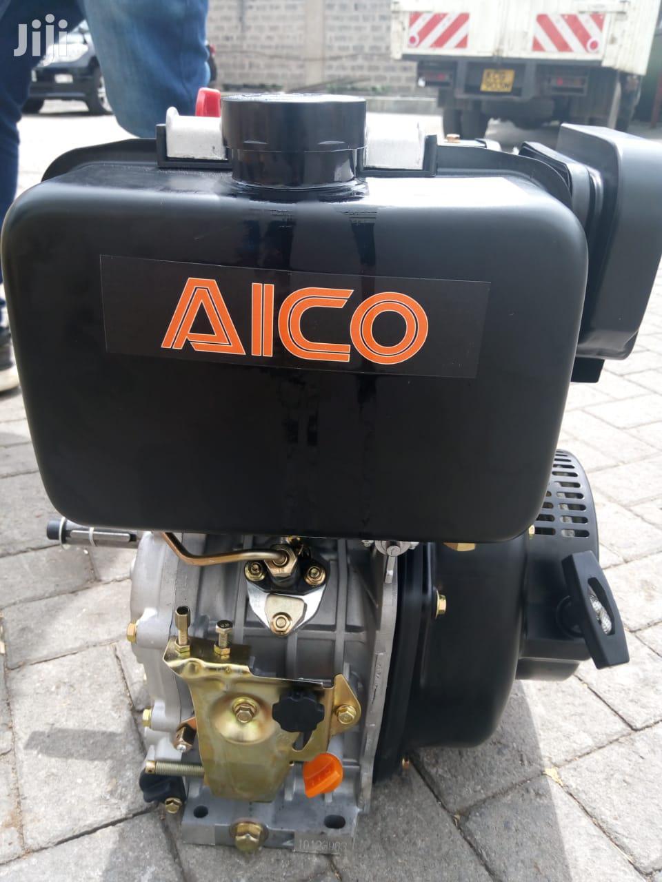 Brand New AICO 10hp Diesel Engine. | Electrical Equipment for sale in Imara Daima, Nairobi, Kenya