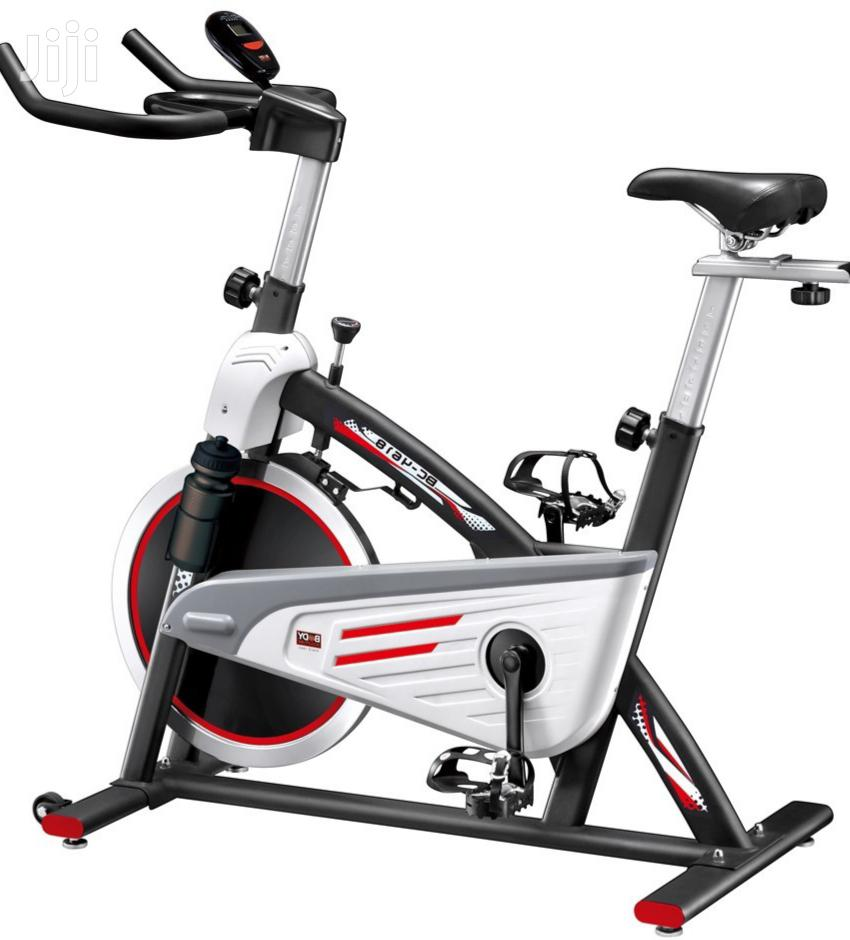 Archive: Spin Bikes