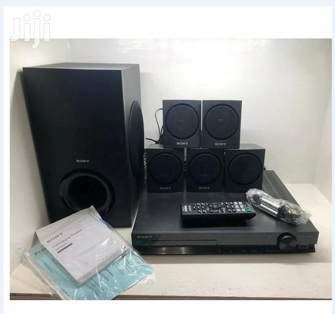 Archive: Sony DAV-TZ140 5.1ch DVD Home Theater System Black