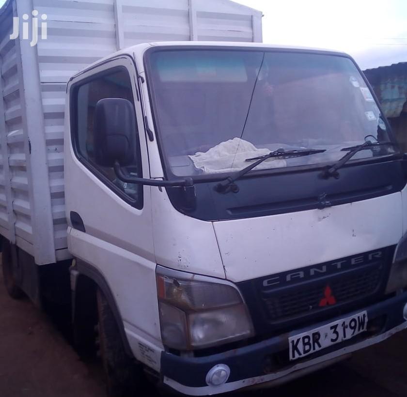 Mitsubishi Canter 2007 White | Trucks & Trailers for sale in NjabiniKiburu, Nyandarua, Kenya